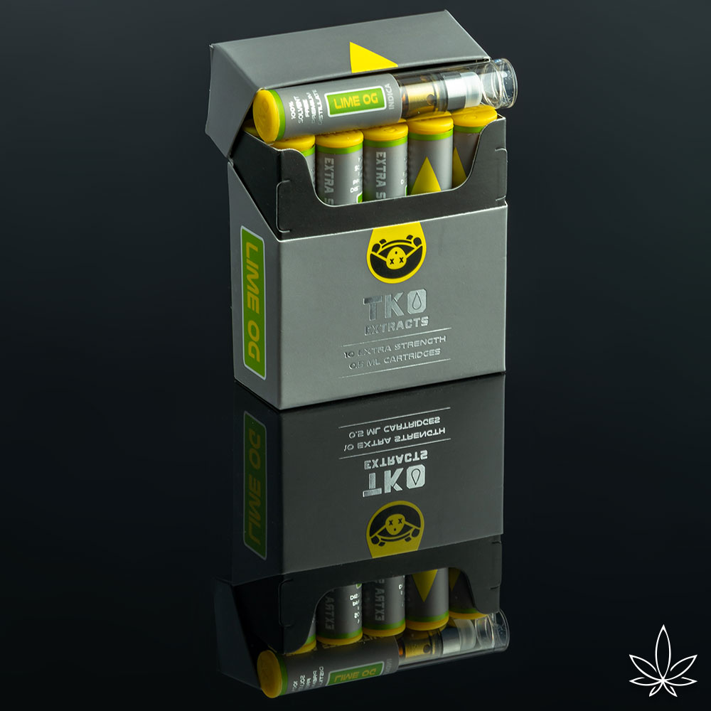 TKO Cartridges - Full Gram (1g)